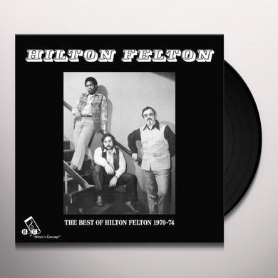 BEST OF HILTON FELTON (GER) Vinyl Record