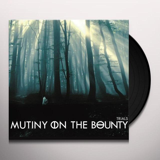 Mutiny On The Bounty TRIALS (GER) Vinyl Record