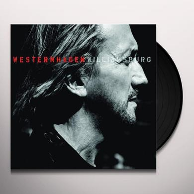 Westernhagen WILLIAMSBURG Vinyl Record