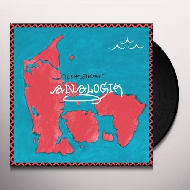 Analogik NEW SEELAND Vinyl Record