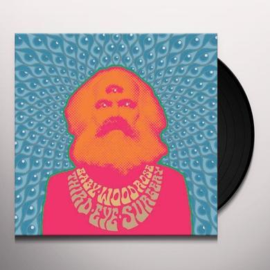 Baby Woodrose THIRD EYE SURGERY Vinyl Record - Portugal Import