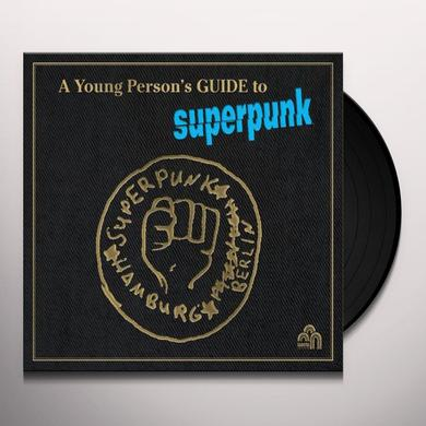 YOUNG PERSON'S GUIDE TO SUPERPUNK Vinyl Record
