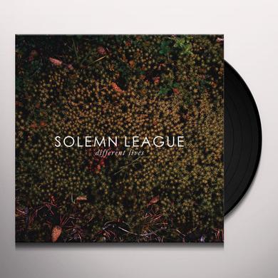 Solemn League DIFFERENT LIVES Vinyl Record