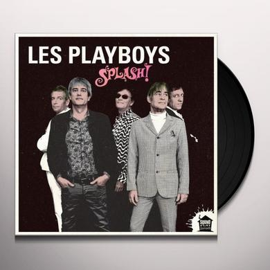 Les Playboys SPLASH! (GER) Vinyl Record