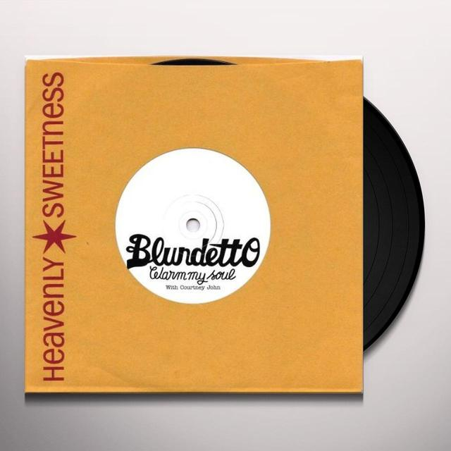 Blundetto Feat Courtney John WARM MY SOUL (GER) (Vinyl)