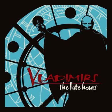 Vladimirs LATE HOURS (BLUE VINYL) Vinyl Record