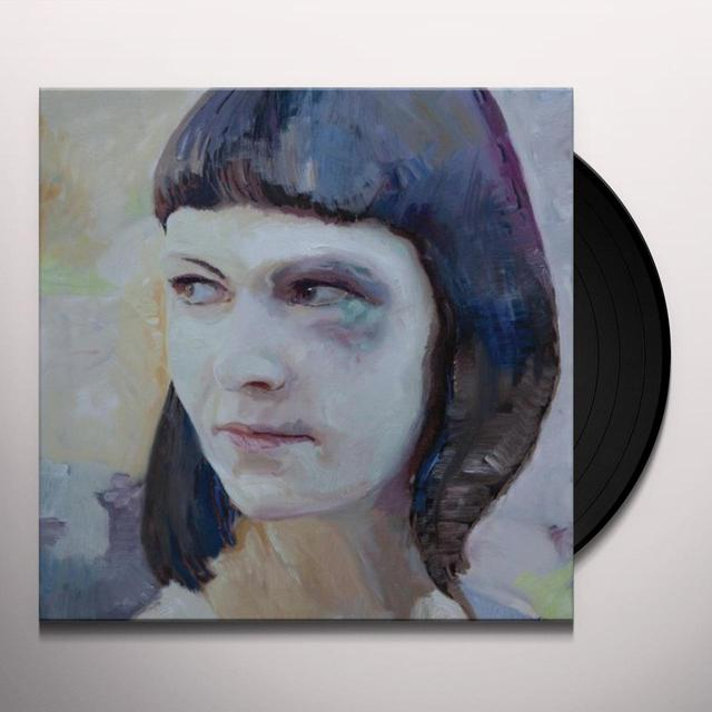 Hanne Kolstø RIOT BREAK (GER) Vinyl Record