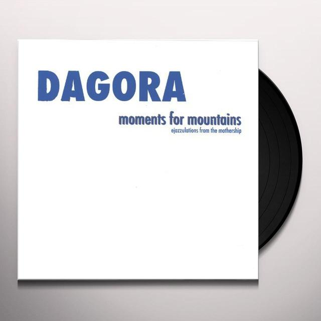 Dagora MOMENTS FOR MOUNTAINS Vinyl Record - Holland Import