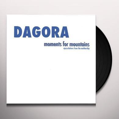 Dagora MOMENTS FOR MOUNTAINS Vinyl Record