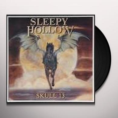 Sleepy Hollow SKULL 13 CLEAR Vinyl Record - Holland Import
