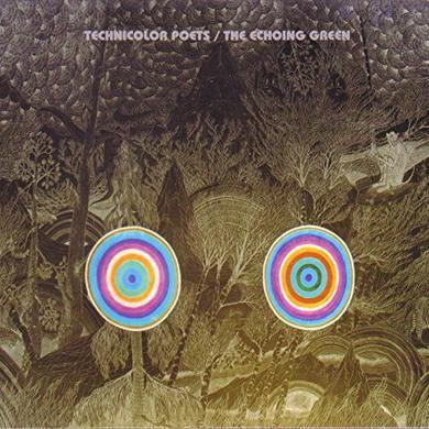 Technicolor Poets ECHOING GREEN Vinyl Record