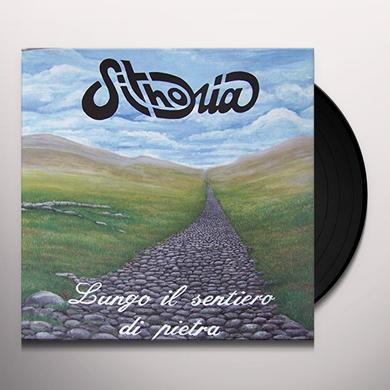 Sithonia LUNGO IL SENTIERO DI PIETRA Vinyl Record - Holland Import