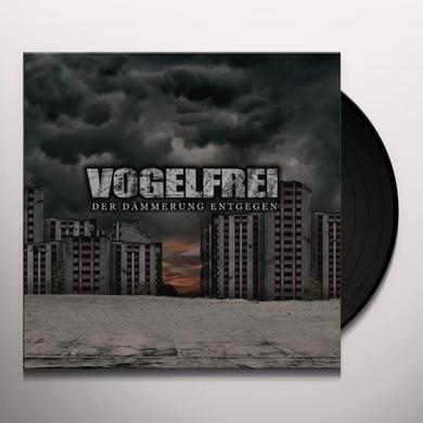 Vogelfrei DER DAEMMERUNG ENTGEGE Vinyl Record - Portugal Import