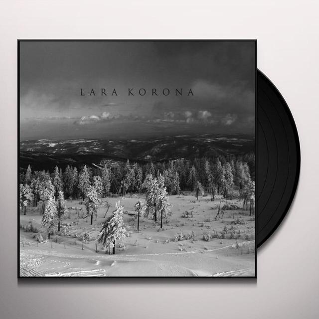 Lara Korona LAND UNTER (GER) Vinyl Record