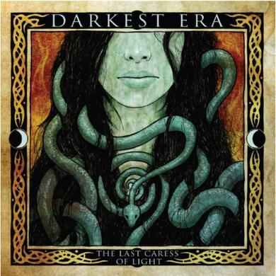 Darkest Era LAST CARESS OF THE LIGHT (DOUBLEMINT COLORED VINYL Vinyl Record