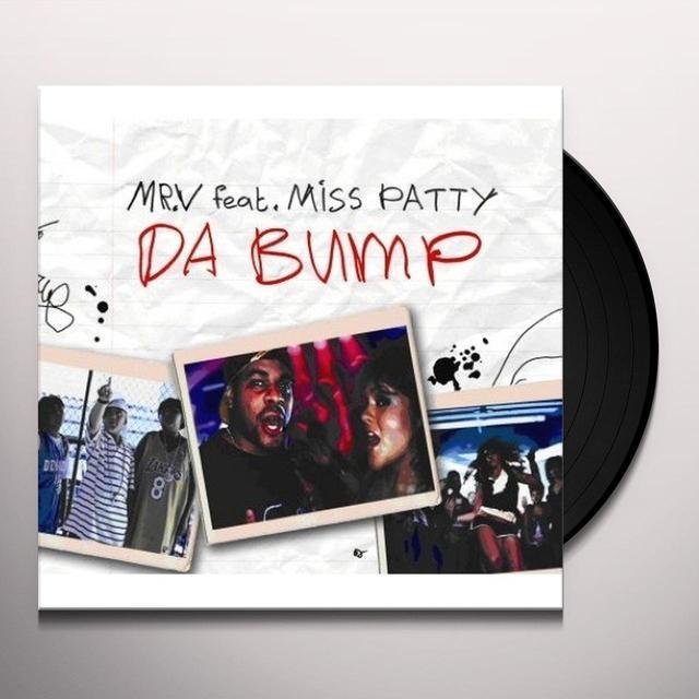 Mr.V Featuring Miss Patty DA BUMP-MIXES Vinyl Record - UK Import