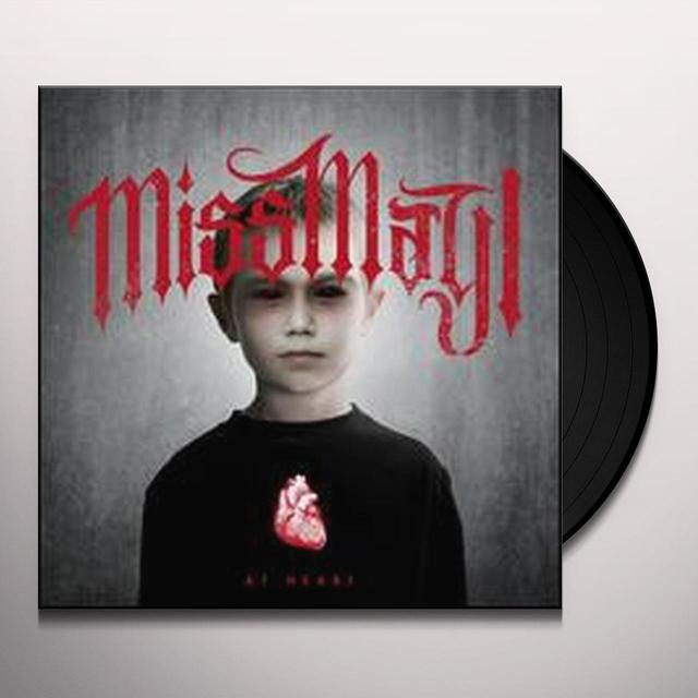 Miss May I AT HEART Vinyl Record - UK Import
