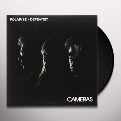 Cameras POLARISE/DEFEATIST Vinyl Record