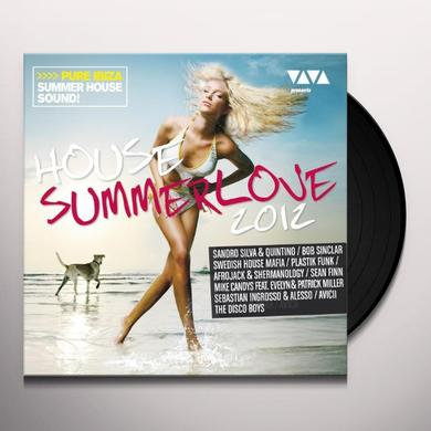 HOUSE SUMMERLOVE 2012 Vinyl Record - Portugal Import
