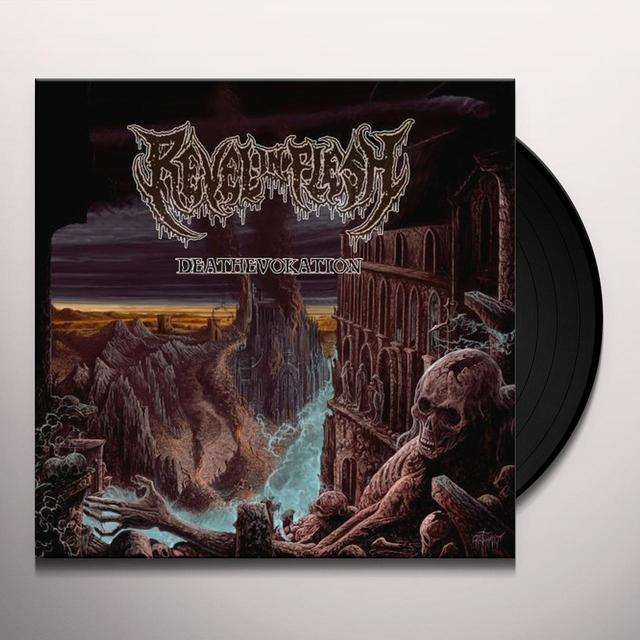 Revel In Flesh DEATHEVOKATION (GER) Vinyl Record