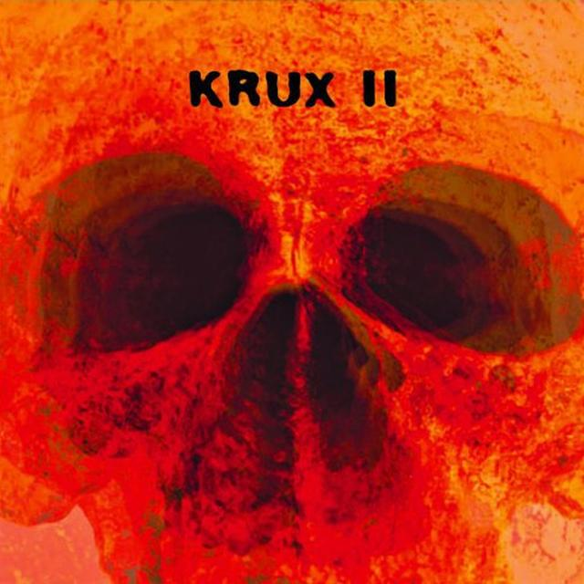 Krux II (BLOOD RED VINYL/GATEFOLD COVER) (GER) Vinyl Record