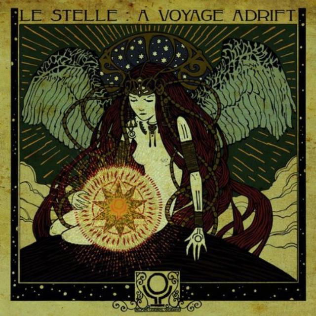 I.C.O. LE STELLE: A VOYAGE ADINCOMING CEREBRAL OVERDRIVE Vinyl Record