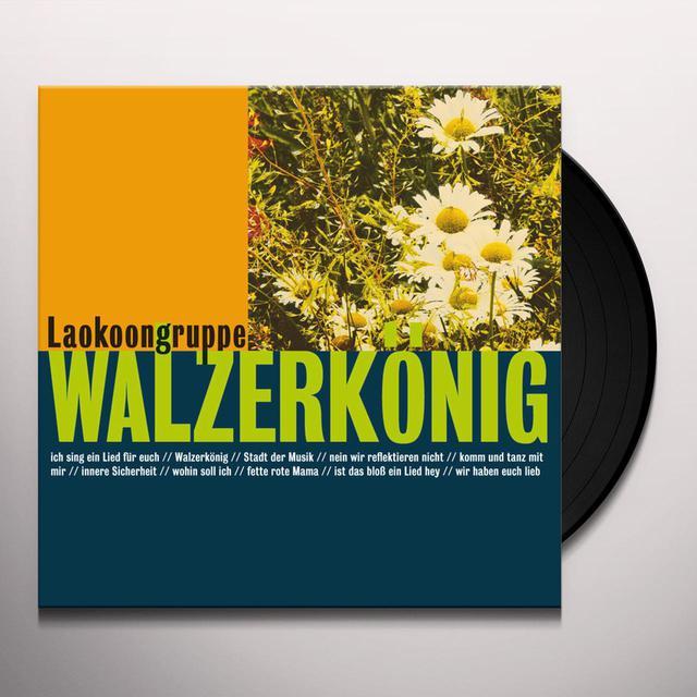 Laokoongruppe WALZERKOENIG Vinyl Record