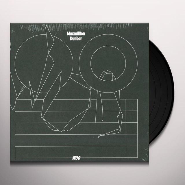 Maximillion Dunbar WOO Vinyl Record - Canada Import