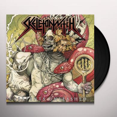 Skeletonwitch SERPENTS UNLEASHED Vinyl Record - UK Import