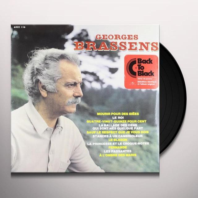 Georges Brassens VOL. 13-FERNANDE (FRA) Vinyl Record