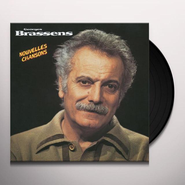 Georges Brassens VOL. 14-NOUVELLES CHANSONS (FRA) Vinyl Record