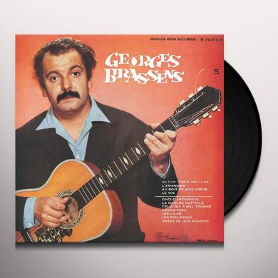 Georges Brassens VOL. 5-ONCLE ARCHIBALD Vinyl Record - Portugal Import