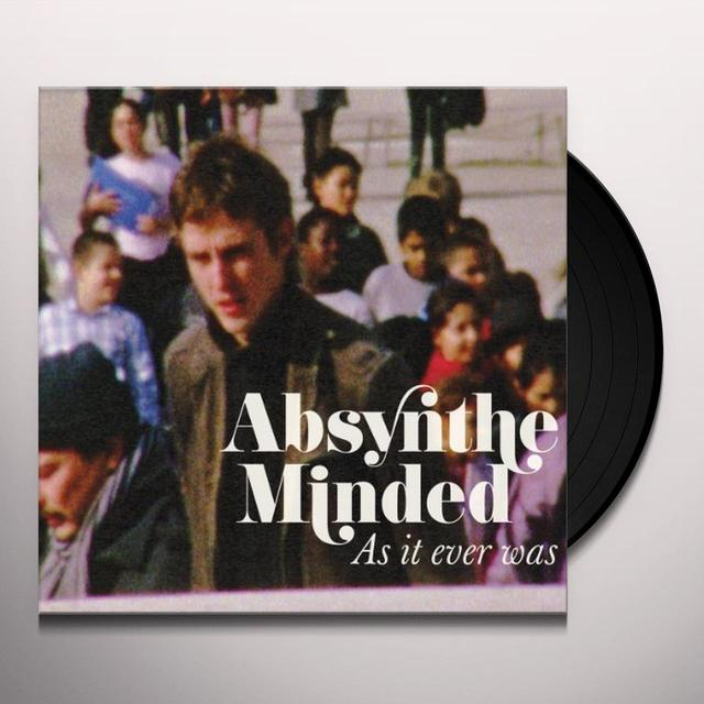 Absynthe Minded AS IT EVER WAS (FRA) (Vinyl)
