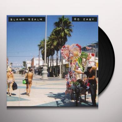 Blank Realm GO EASY Vinyl Record - UK Import