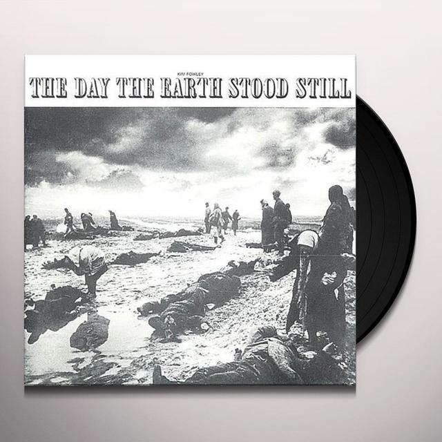 Kim Fowley DAY THE EARTH STOOD STILL Vinyl Record