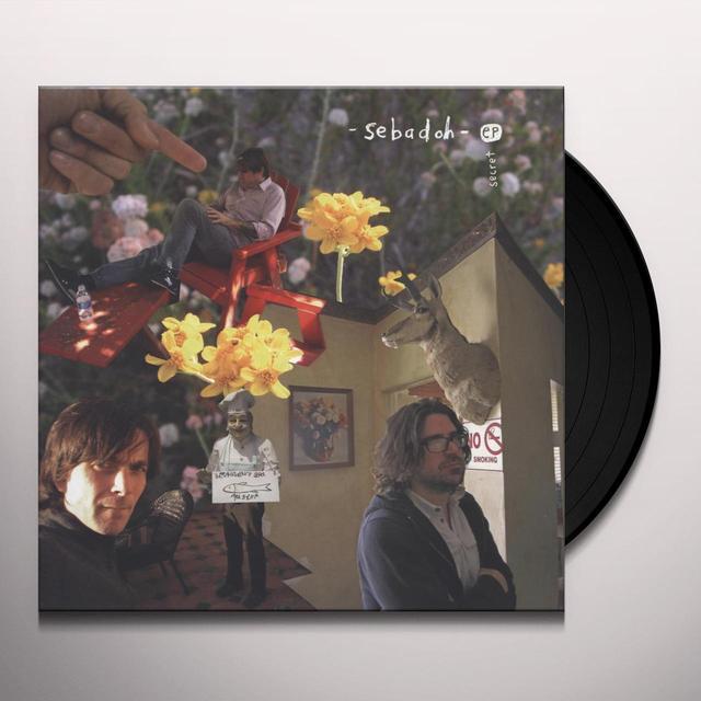 Sebadoh SECRET EP Vinyl Record - UK Release