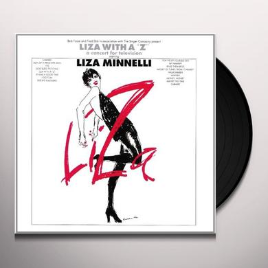 Liza Minnelli LIZA WITH A Z Vinyl Record