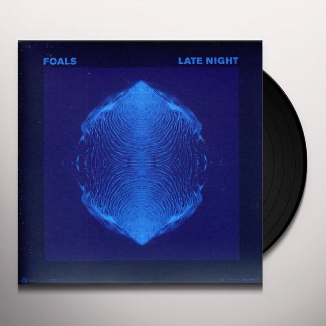 Foals LATE NIGHT/LATE NIGHT (KORELESS PURPLE COWBOY REMI Vinyl Record