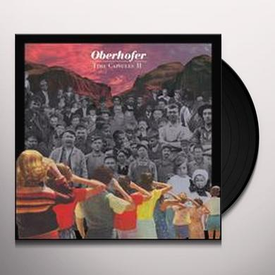 Oberhofer TIME CAPSULES II Vinyl Record - UK Import