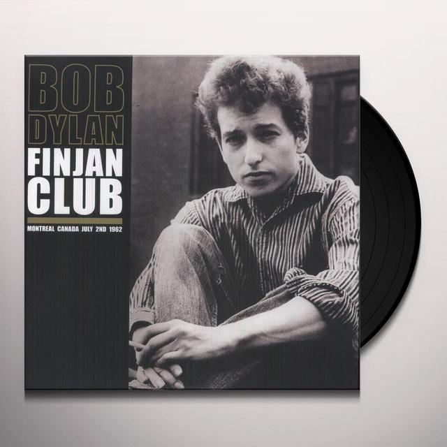 Bob Dylan FINJAN CLUB (UK) (Vinyl)