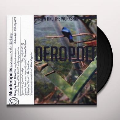 Sparrow & The Workshop MURDEROPOLIS Vinyl Record