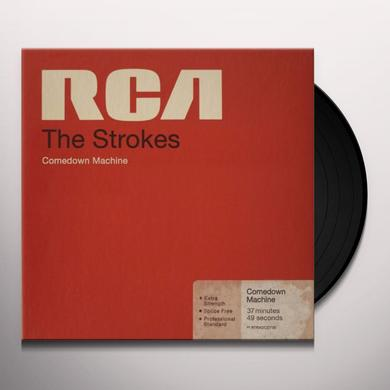 The Strokes COMEDOWN MACHINE Vinyl Record - UK Release