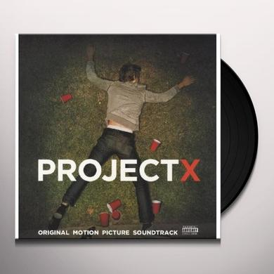 Various Artists (Uk) PROJECT X Vinyl Record - UK Import