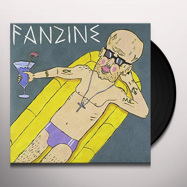 Fanzine L.A Vinyl Record