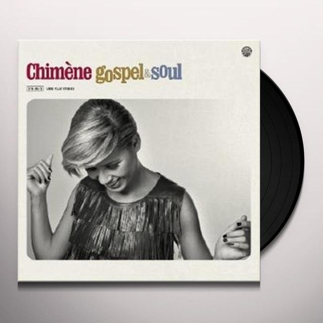 Chimene Badi GOSPEL & SOUL (FRA) Vinyl Record