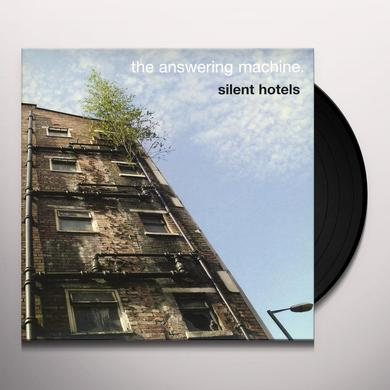 Answering Machine SILENT HOTELS Vinyl Record - UK Import