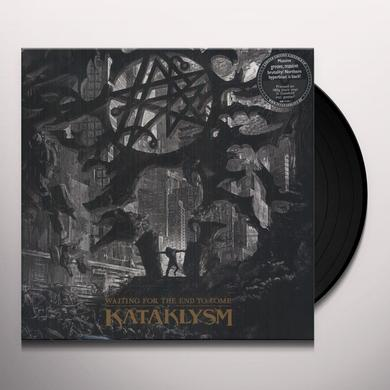 Kataklysm WAITING FOR THE END TO COME Vinyl Record