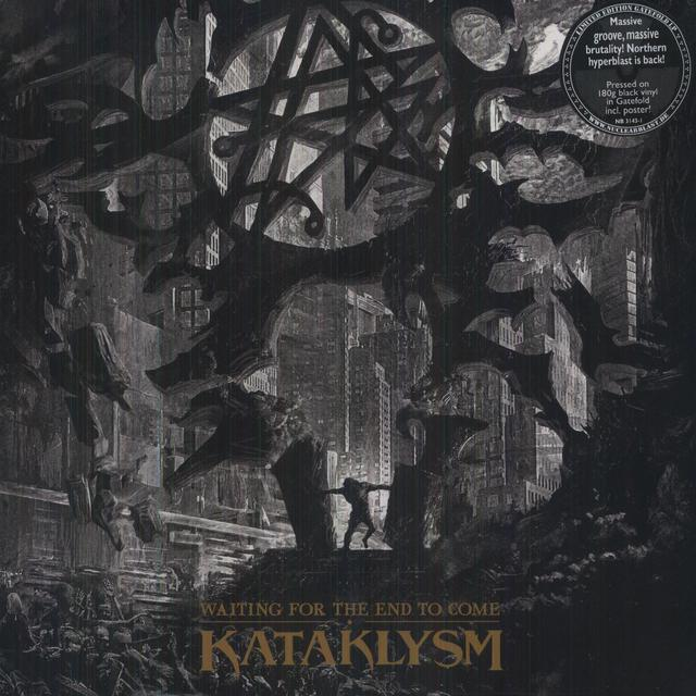 Kataklysm WAITING FOR THE END TO COME Vinyl Record - UK Import