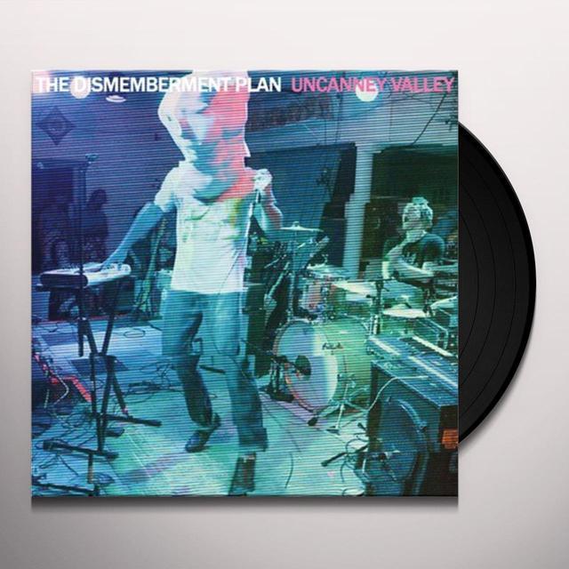 Dismemberment Plan UNCANNEY VALLEY Vinyl Record - UK Import