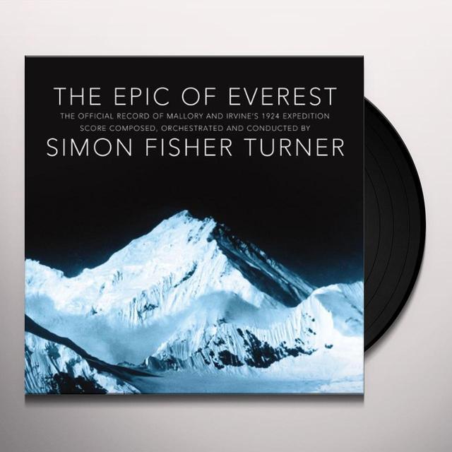 Simon (Uk) Fisher Turner EPIC OF EVEREST Vinyl Record